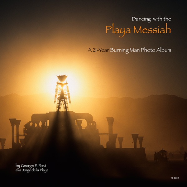 Dancing with the Playa Messiah book cover